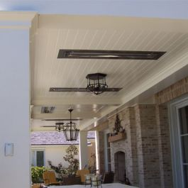 infratech 39 2000 watt 240 volt electric radiant outdoor heater