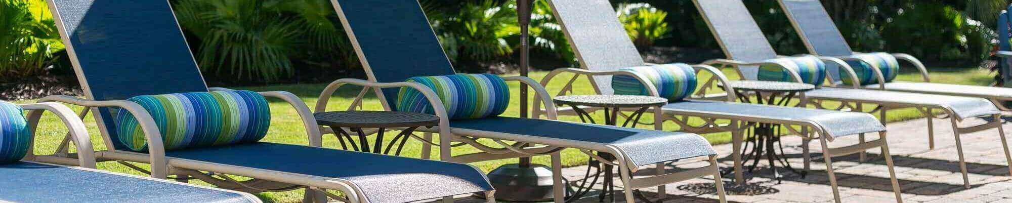 replacement chair slings graco swing vibrating for patio chairs patiosling sling banner 3