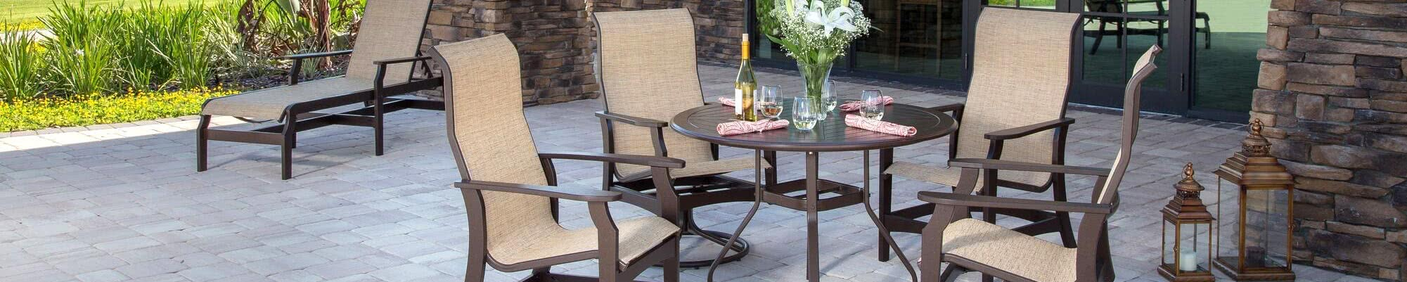 hawthorne oversized sling chairs mid century modern dining room replacement slings for patio patiosling chair banner 4