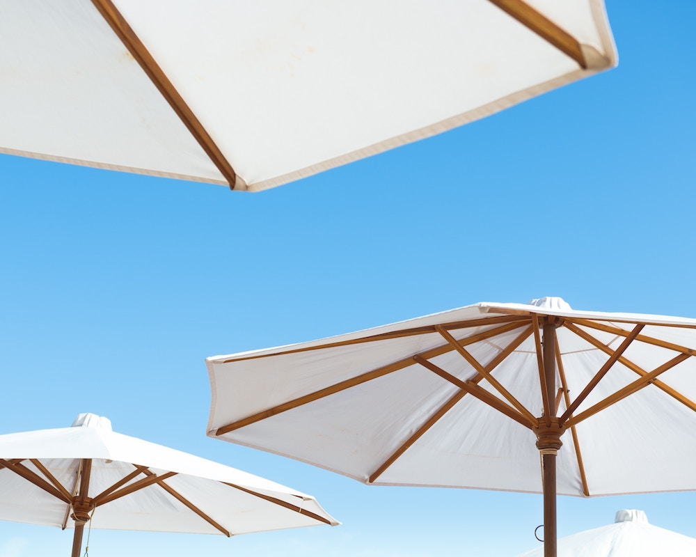 Guide To The Different Types Of Patio Umbrellas Patios Usa