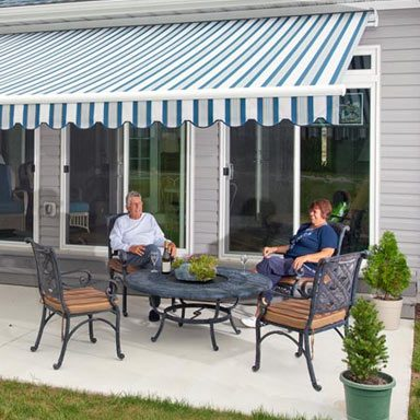 awnings lewes sunrooms patio covers