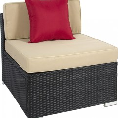 Amazon Sofa Set Best Fabric Protector Choice Products 7pc Wicker Outdoor Sectional