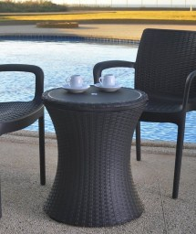 Cool Bar Rattan Style Outdoor Patio
