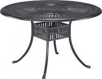 Home Styles Largo 48' Round Outdoor Dining Table - Patio Table