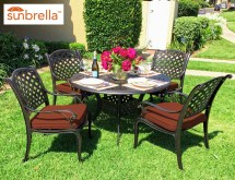 Outdoor Patio Dining Sets Round Table