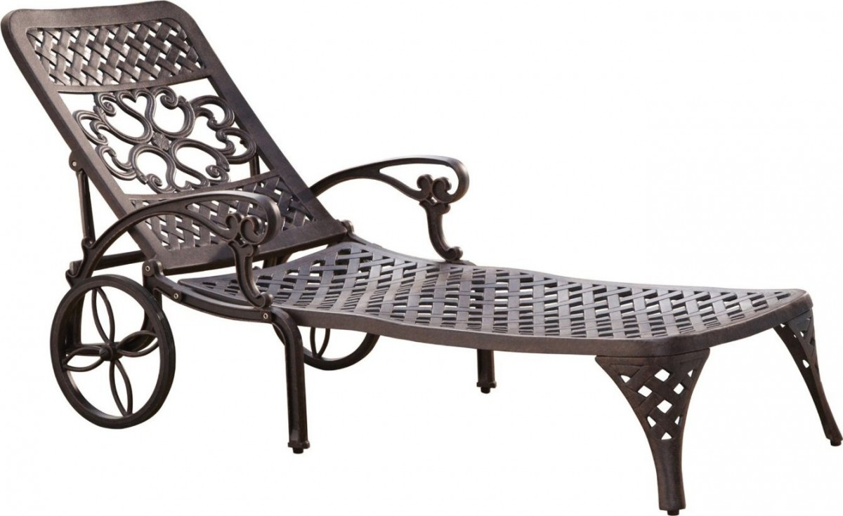 home styles biscayne outdoor chaise