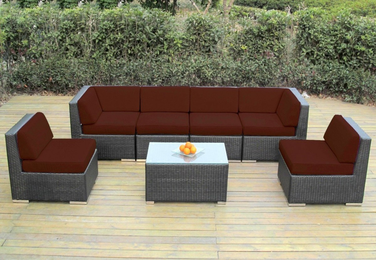 sunbrella fabric sectional sofas sofa cleaner rental furniture bernie phyl s