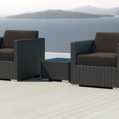 Sunbrella Fabric Sectional Sofas Handy Living Bayonet Sofa Luxxella Bistro 3pc Outdoor Set