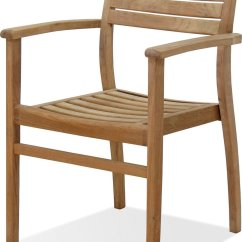 Outdoor Dining Chairs Stackable Euro Recliner Chair Amazonia Teak Coventry 9 Piece Oval