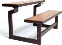 Lifetime Convertible Picnic Table Bench - Patio Table