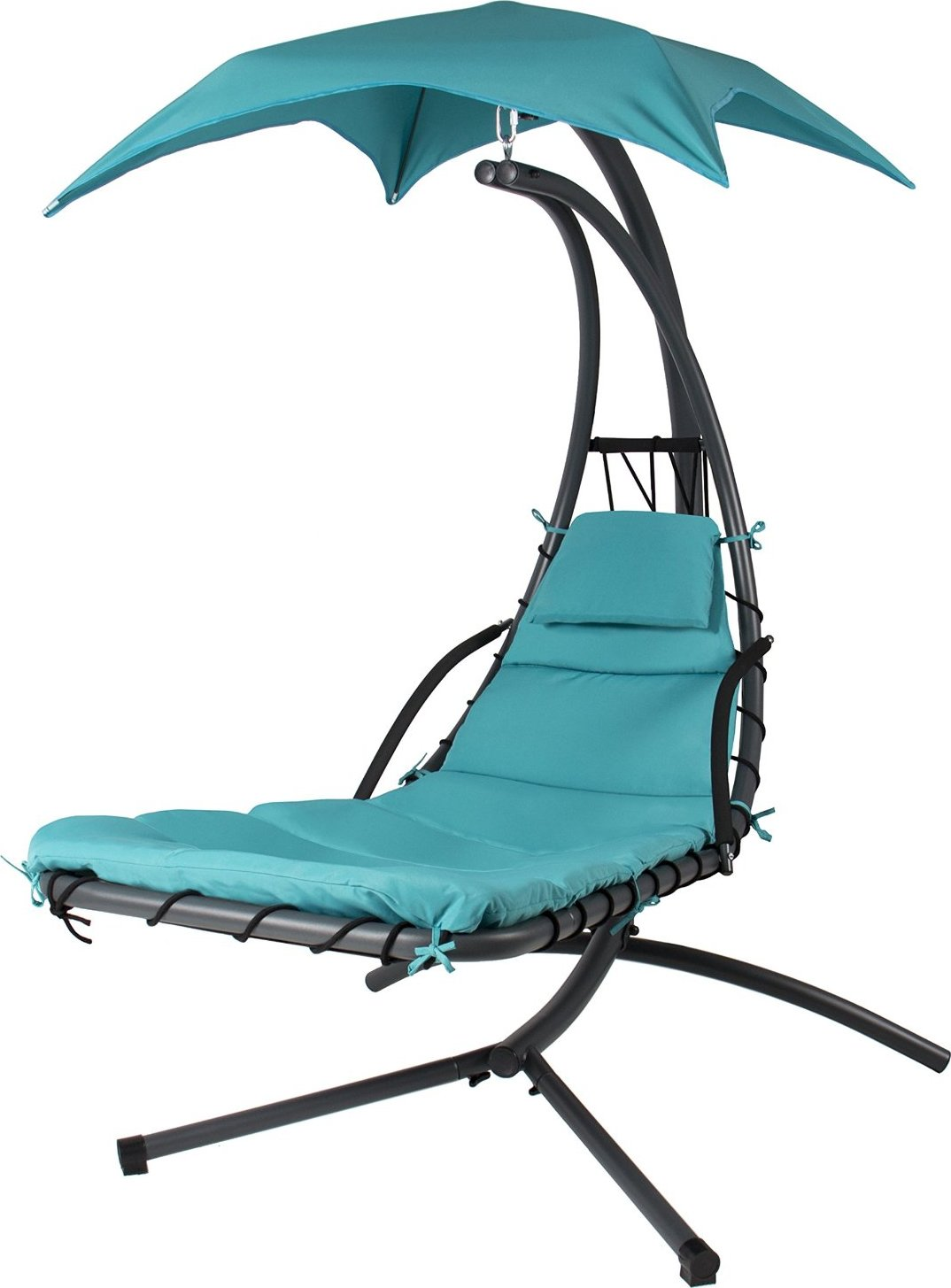 porch lounge chair bar chairs with arms best choice products swing hanging hammock