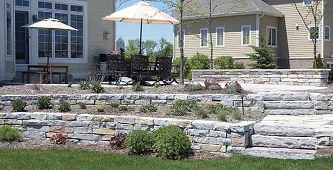 Flagstone & Wall Stone