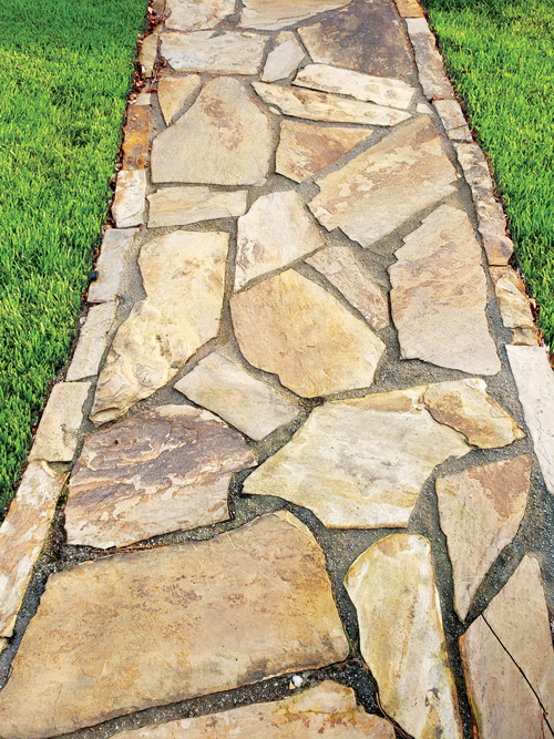 decorative rock and natural stone