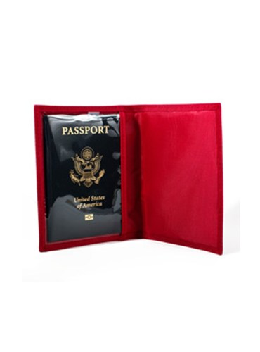 RFID Wallet Nylon Passport Cover