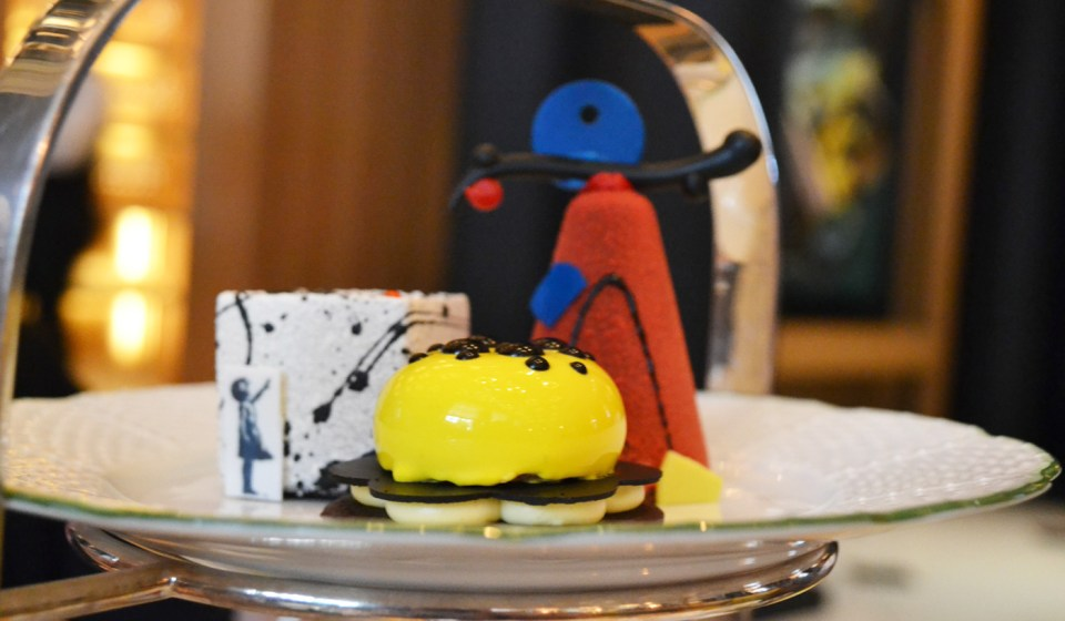 Down to an art: Review of the Art Afternoon Tea at the Rosewood London