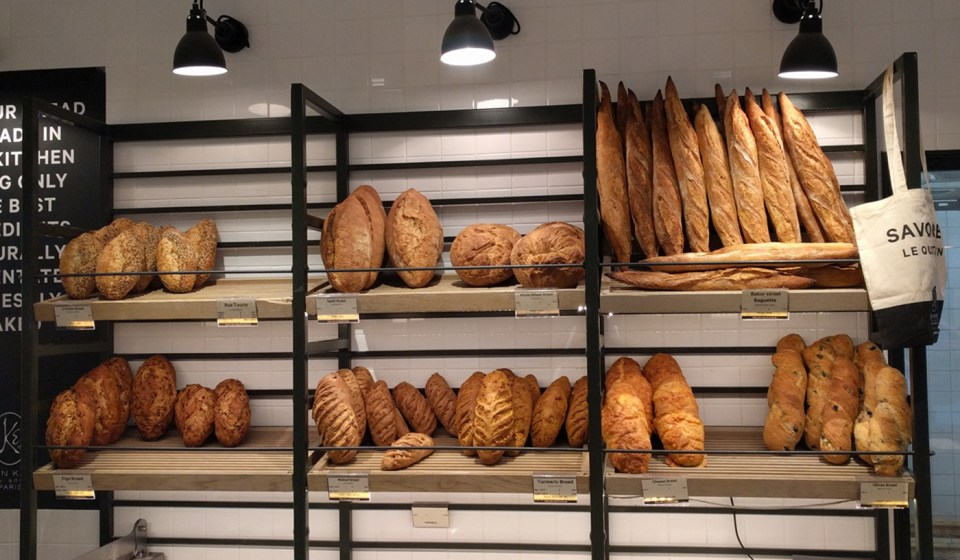 Rise to the top: Review of Maison Kayser in London