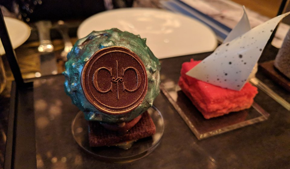 Works of art: Review of Rodin afternoon tea at the Rosewood London