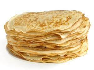 pancakes pile
