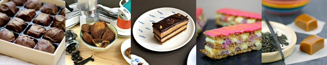 Recipes | Patisserie Makes Perfect