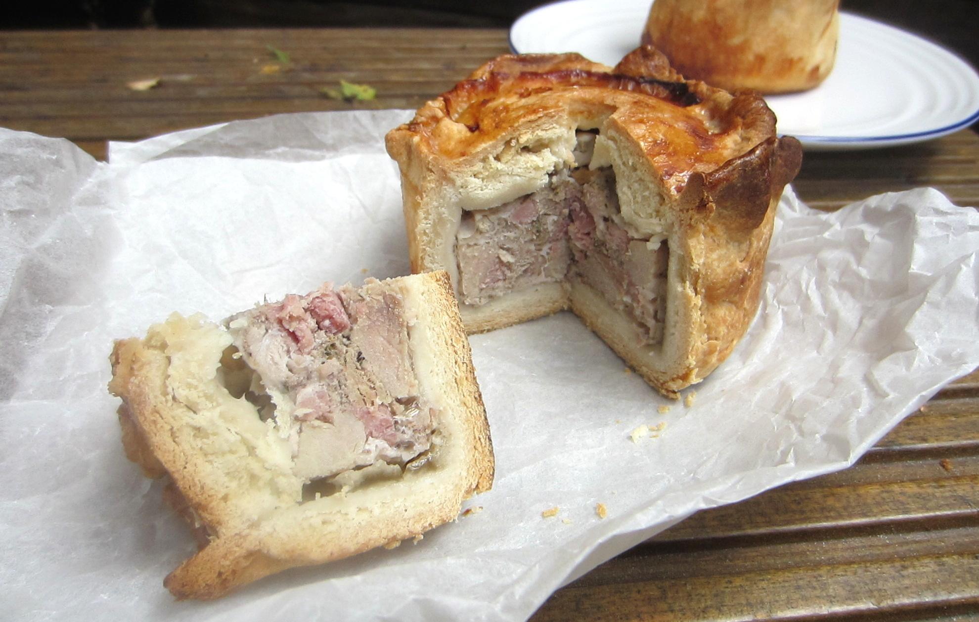 Hand Raised Pork Pies