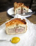 Hand Raised Pork Pie
