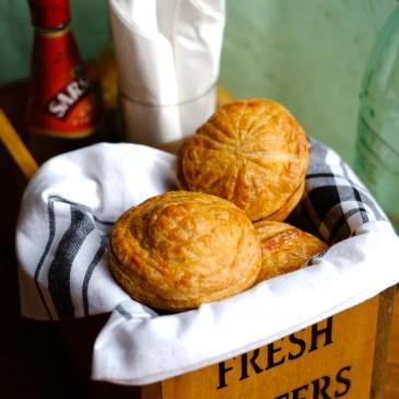 Dauphinoise Potato Pies