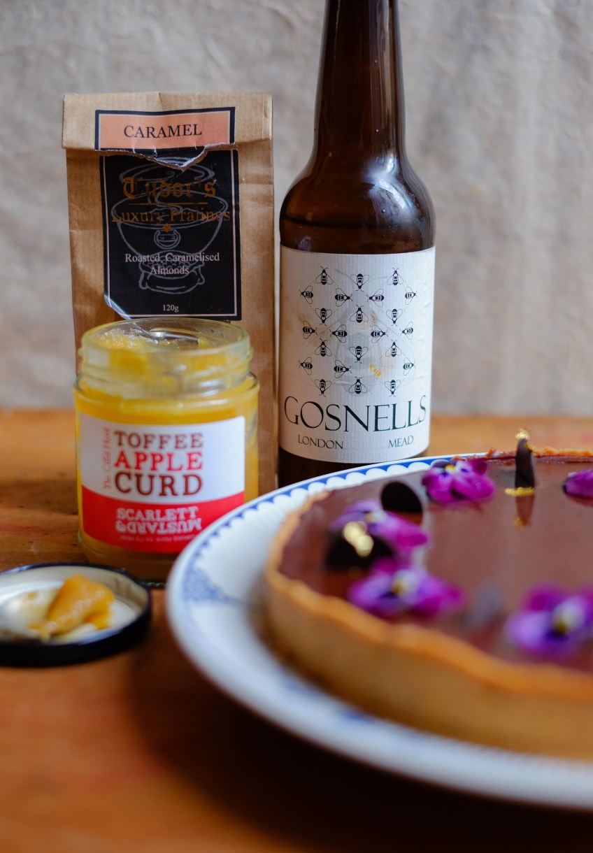 Honey Mead Chocolate Tart | Patisserie Makes Perfect