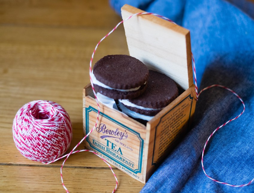 Mint Chocolate Biscuits | Patisserie Makes Perfect