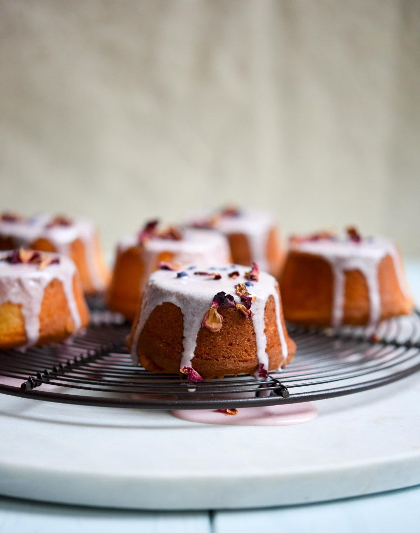 Ispahan Yoghurt Cakes | Patisserie Makes Perfect