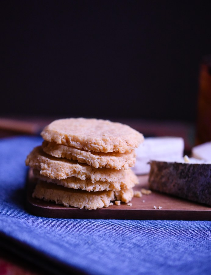 Cheese Biscuits | Patisserie Makes Perfect
