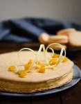 Mango & Cardamom Macaron Cake | Patisserie Makes Perfect