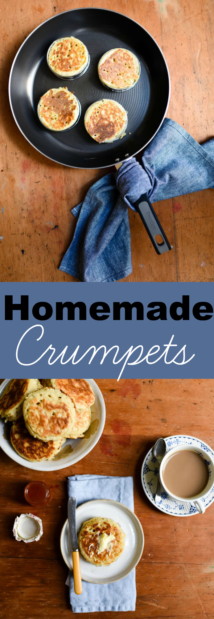 Crumpets | Patisserie Makes Perfect