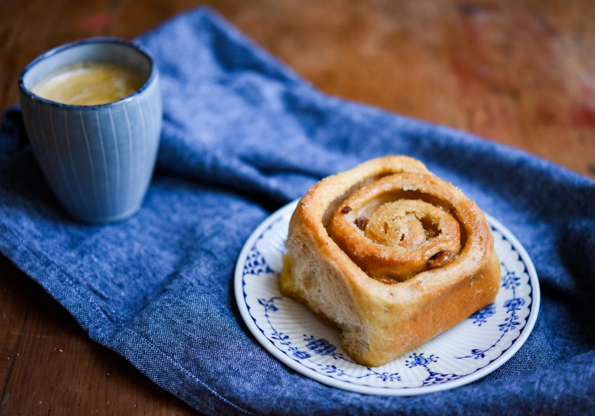 Tangzhong Chelsea Buns | Patisserie Makes Perfect
