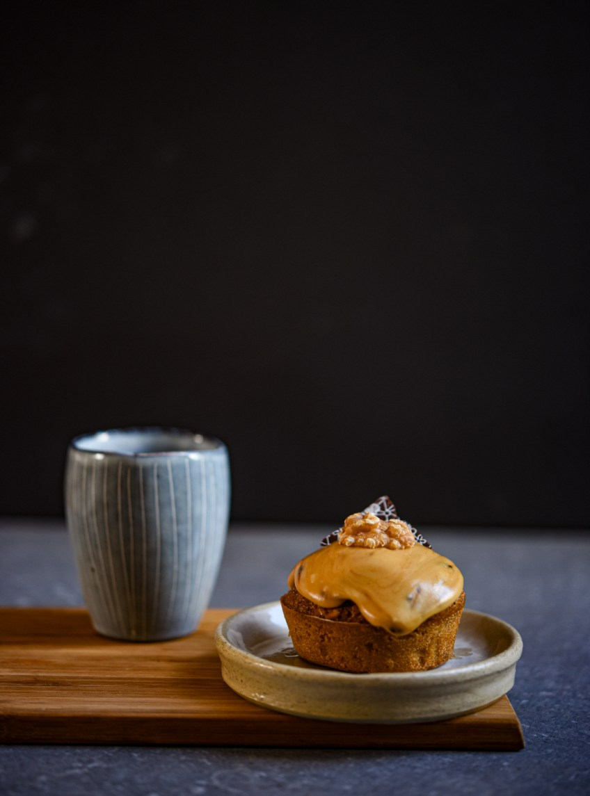 Coffee & Walnut Financiers | Patisserie Makes Perfect