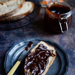 Spiced Chocolate Spread | Patisserie Makes Perfect