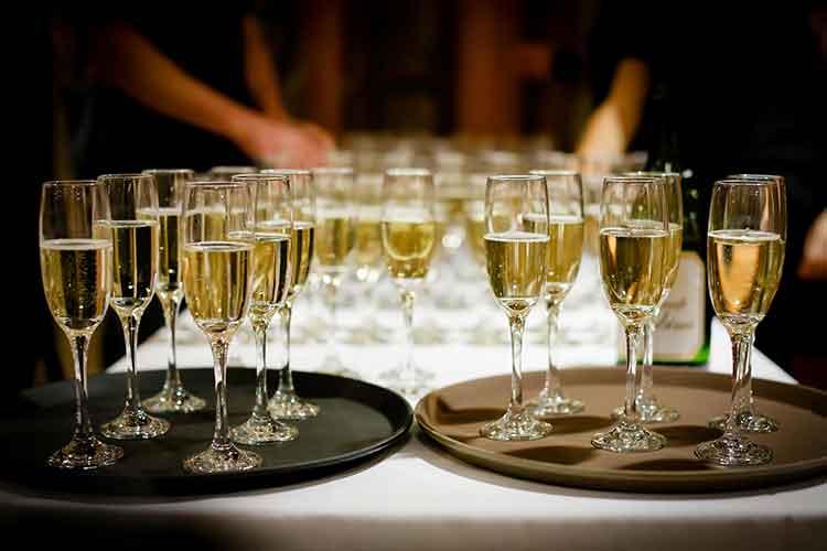 Champagne Mariage Bretagne