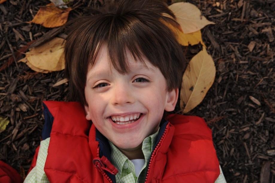Carter, age 5. Pre-diagnosis.