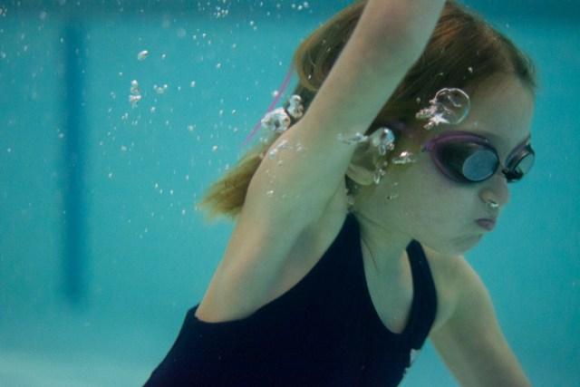 Tess swimming-1
