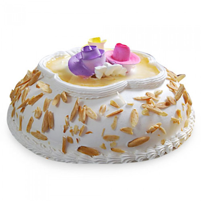 Best Cakes Online Delivery Shop Patna Italian Almond Cake
