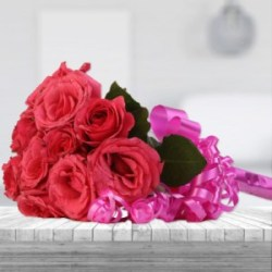 Fresh Roses Chocolate Delivery Patna