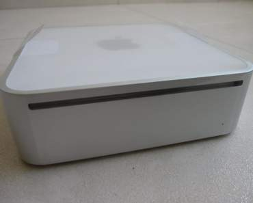 Unboxing Apple Mac Mini Late 2009