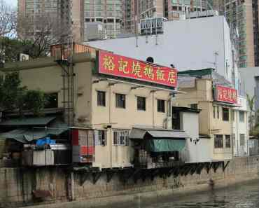 Yue Kee 裕記燒鵝飯店 and Fa Kee 发记甜品
