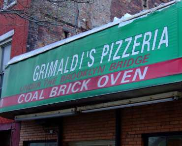 Brooklyn Grimaldi Pizza