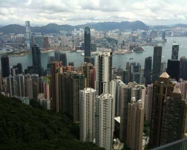 Hong Kong Peak and Bus 15 or Bus 15C