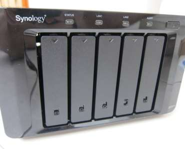 Synology DS1511+ NAS