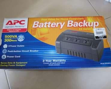 APC Backup Battery UPS