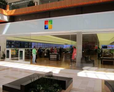 Microsoft Retail Store in Bellevue