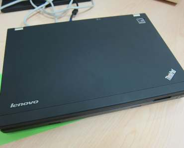 Lenovo ThinkPad X220 Unboxing Photos