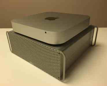 Twelve South HiRise for Mac Mini