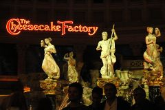 Cheesecake Factory in Caesar's Palace